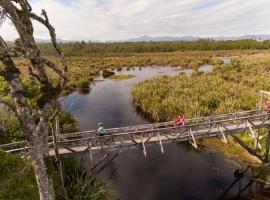 West Coast Wilderness Trail Shuttle & Bike Hire Greymouth
