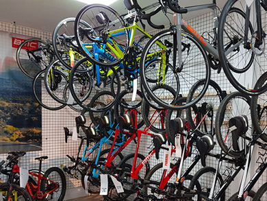Bike Hire, Mountain Bike & e-Bike Hire, Servicing, Parts & Retail